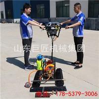 供应手持式BXZ-2双人背包钻机效率高进口动力 浅层取样