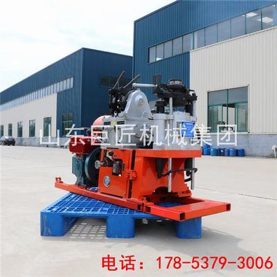 便携式YQZ-30柴油机动力 工程勘探液压加压效率高