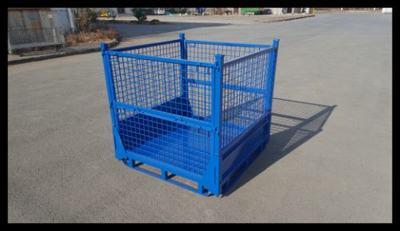 厂家租赁定做仓储笼货笼铁框铁笼子仓库储物笼