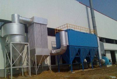 湖北水泥厂除尘器厂家介绍及特点