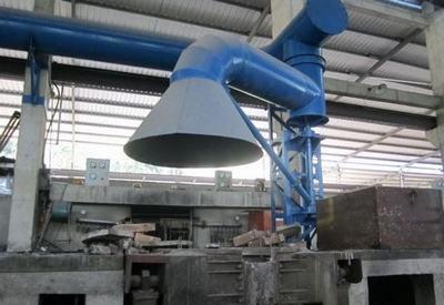 青岛铸造厂除尘器设备生产厂家