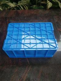 南宁全新料塑料周转箱,南宁食品箱