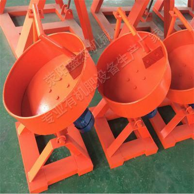 小型复合肥造粒机型号规格