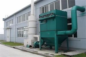 山东威海翻砂厂混砂车间粉尘处理环保设备厂家价格