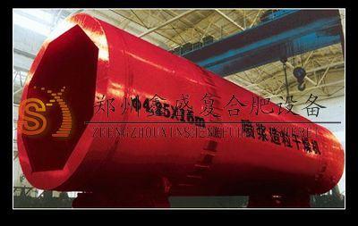 复合肥造粒机设备 郑州鑫盛 喷浆造粒复合肥厂家