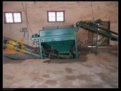 专业复合肥设备筛分机 滚筒式筛分机 郑州鑫盛