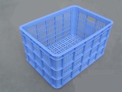 海口塑料周转筐厂家