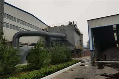 河北邯郸碳素厂焙烧炉除尘设备生产厂家