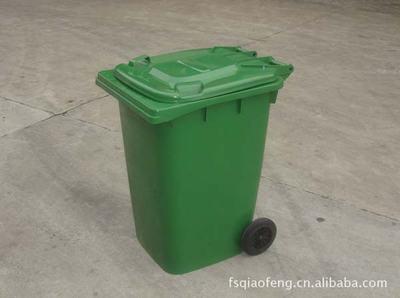 广东乔丰塑料垃圾桶厂家直销