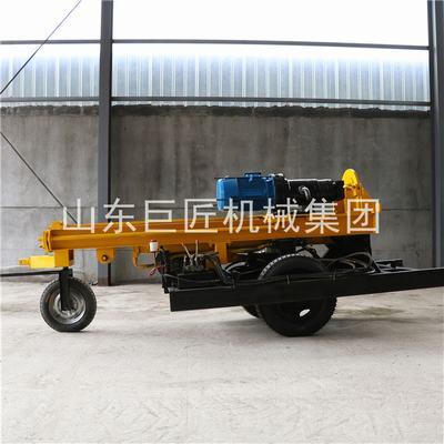 KQZ-200D气动打井机多少钱一台 巨匠200型架子钻气钻