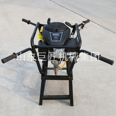 巨匠集团BXZ-2双人背包勘探钻机25米岩芯取样钻机优良耐用