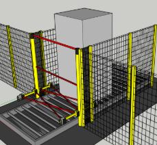 立宏厂家进出双向料检测安全光幕传感器原理