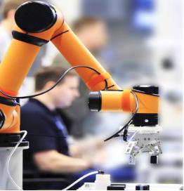 傲博协作式机器人智能预警协作机器人IC系列灵活安全的协作式机械手臂