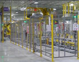 图瓦斯安全防护围栏系列-可加工定制-使用寿命长立宏厂家详解