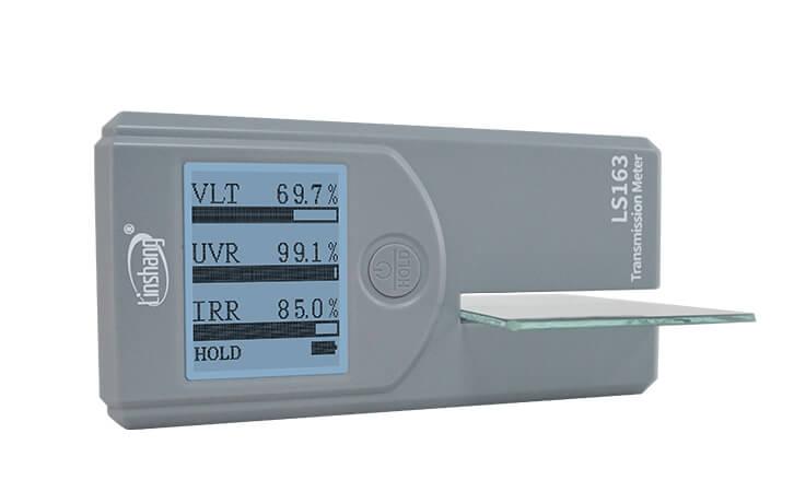 LS163太阳膜测试仪的应用介绍