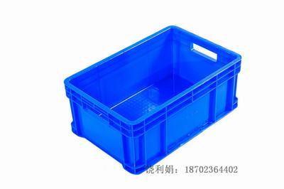 塑料周转箱加厚底长方形欧标物流仓储运输箱