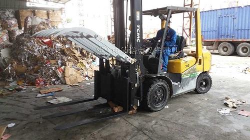 广东诺克供应废料搬运器 废料夹 废料铲 废料机 废纸搬运器 废纸夹